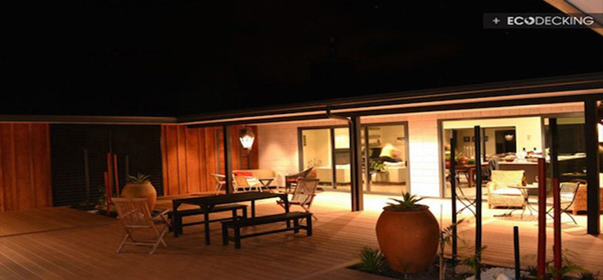 gardens arent just for summer with composite decking 1