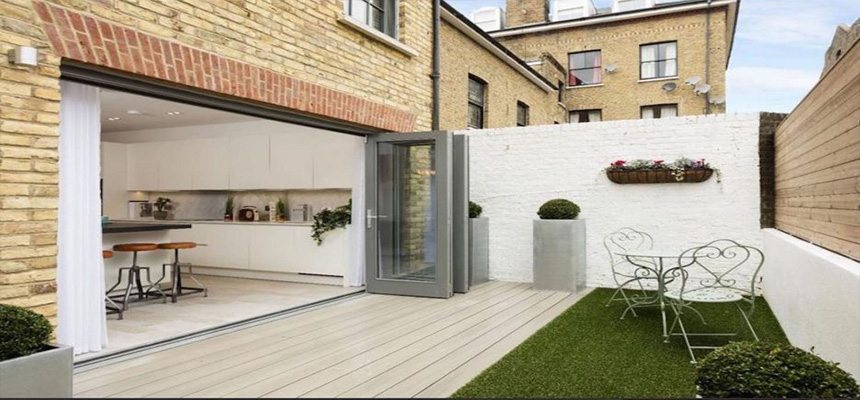 use composite decking to extend your living spaces outdoors 2