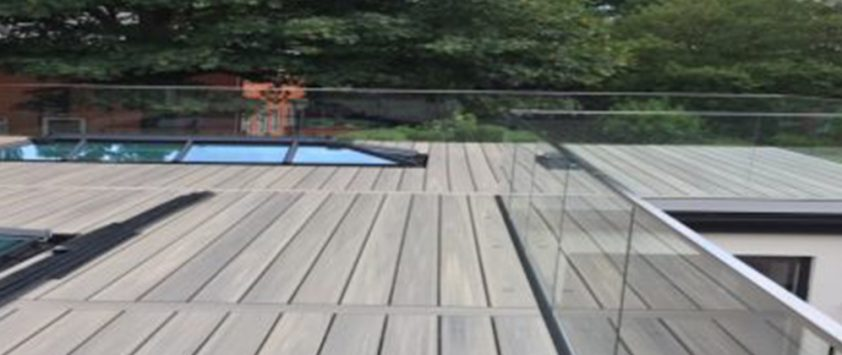 composite decking boards over membrane essential information feature image