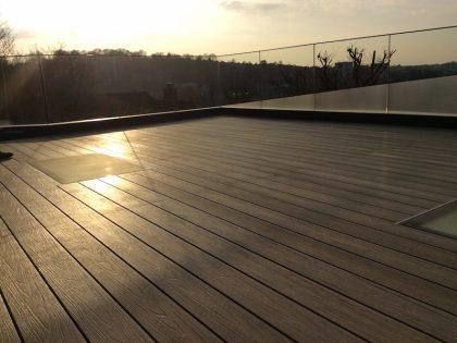 composite decking rooftop balcony 33