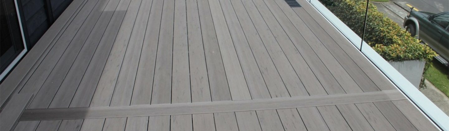 EcoDecking Composite decking board