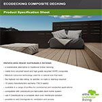 ecodecking composite decking
