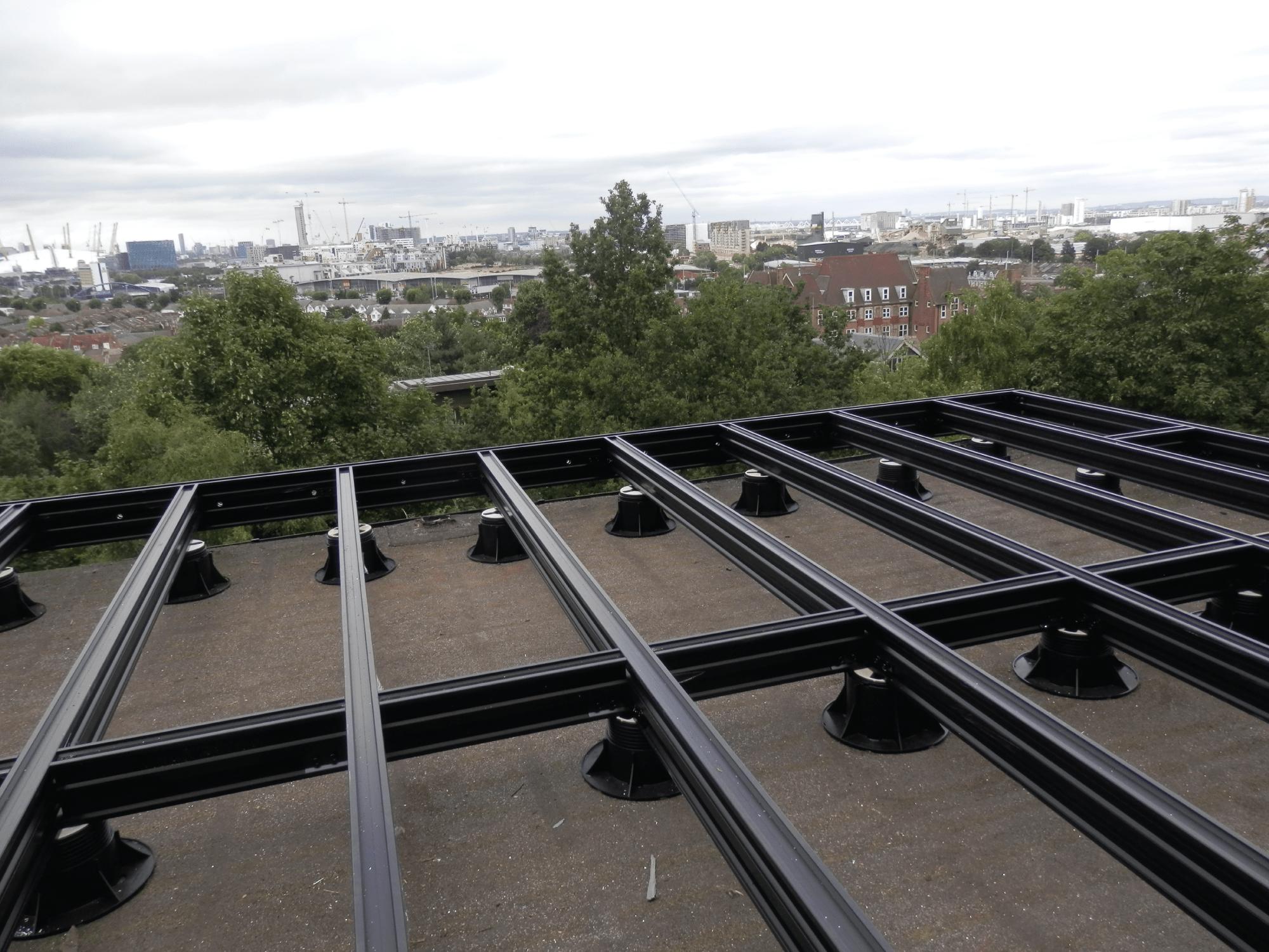 QwickBuild Aluminium Deck Frame