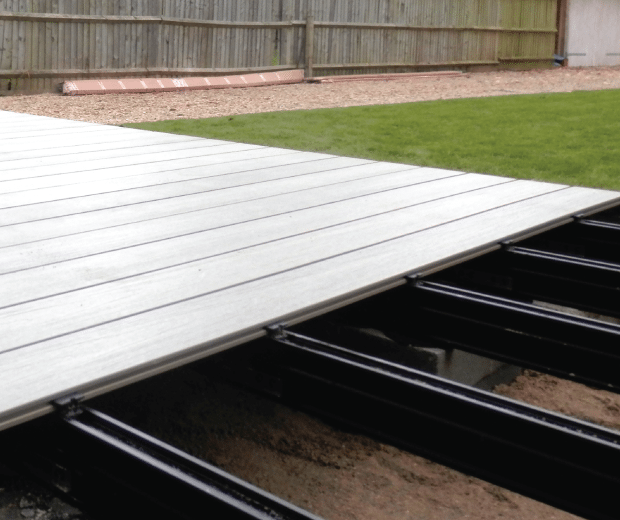 Composite Decking & Aluminium Frame Systems | Elite Outdoor UK