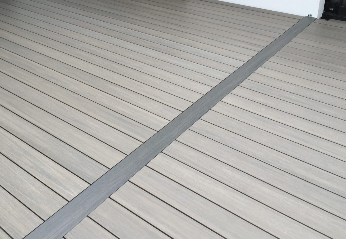 Resortdeck composite decking boards elite outdoor living for Composite decking boards