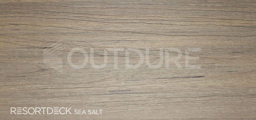 SEA SALT RESORTDECK Weathered Grey Deck