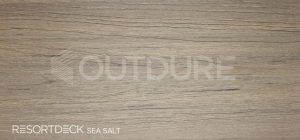 SEA SALT RESORTDECK Weathered Grey Deck