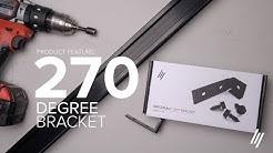 Qwickbuild 270º Bracket