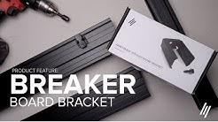 Qwickbuild Breaker Board Bracket
