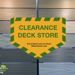 Decking Clearance Store