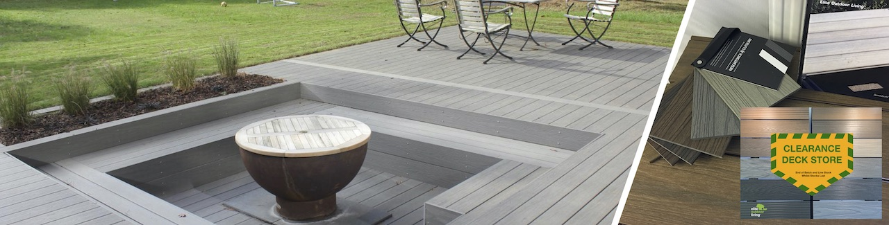 Composite Decking Range