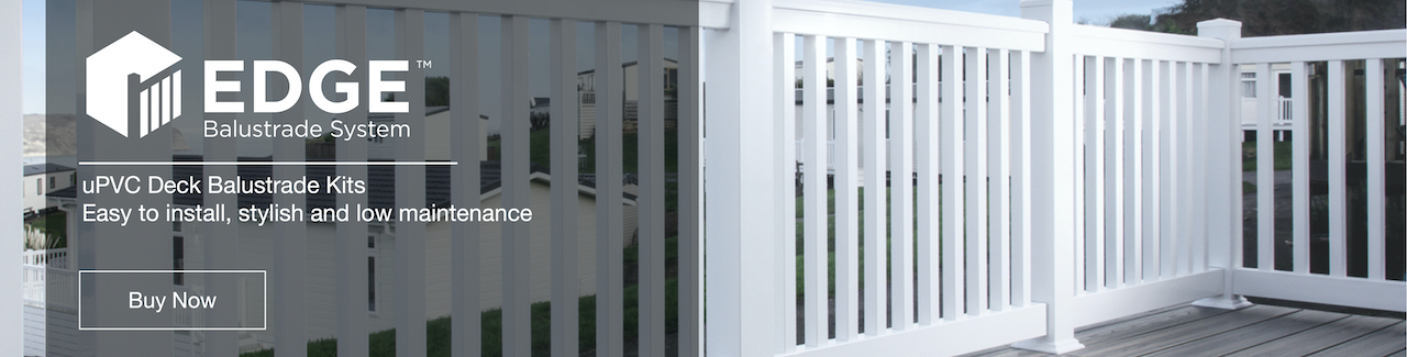 Edge Balustrade System